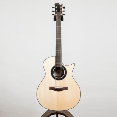 Kostal OM Cutaway Acoustic Guitar, Indian Rosewood & German Spruce -  Pre Owned for sale