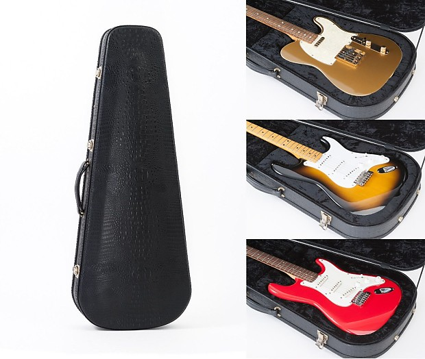 2ddf803153 Access Bags and Cases Stage Five Electric Guitar Case for | Reverb
