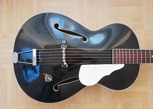 Framus 5/51 Studio archtop guitar 1959 German vintage - FREE SHIPPING TO  THE USA