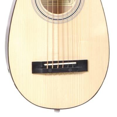 Amigo AMT10 Travel Guitar w/ Bag for sale