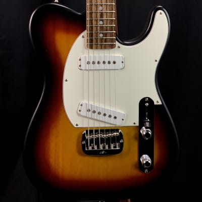 G&L USA ASAT Special Empress 3-Tone Sunburst Frost w/case for sale