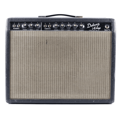 "Fender Deluxe 2-Channel 20-Watt 1x12"" Guitar Combo 1963 - 1966"
