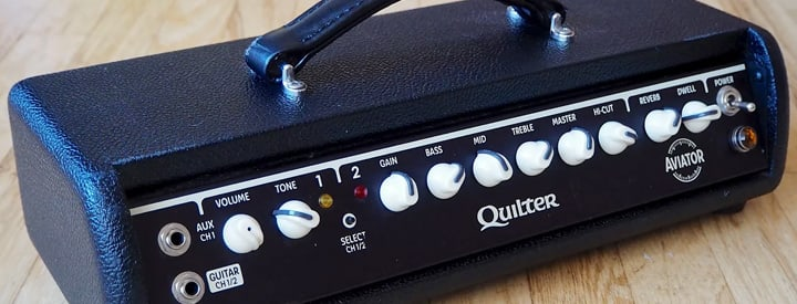 Quilter Amps: The Tech Behind the Buzz