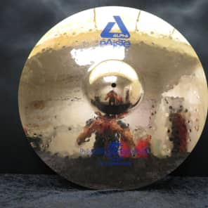 "Paiste 22"" Alpha Boomer Nicko McBrain Signature Ride Cymbal"