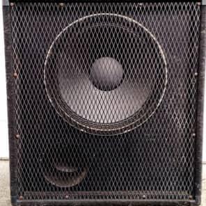 Peavey 115BX BW 700-Watt 1x15 Bass Speaker Cabinet