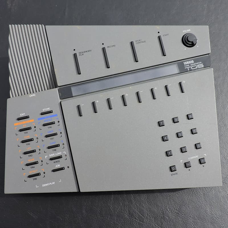 Yamaha TQ5 FM Tone Generator   gstormelectro