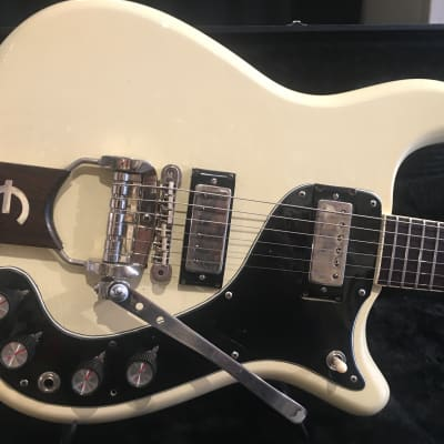 Epiphone Crestwood Custom 1964 Polaris White for sale