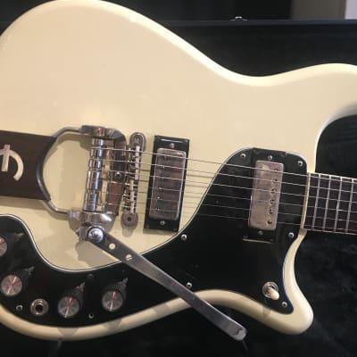 Epiphone Crestwood Custom 1964 Polaris White for sale