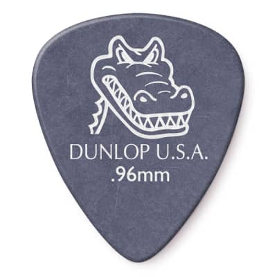 Dunlop .96mm Gator Grip Pick (12-Pack)