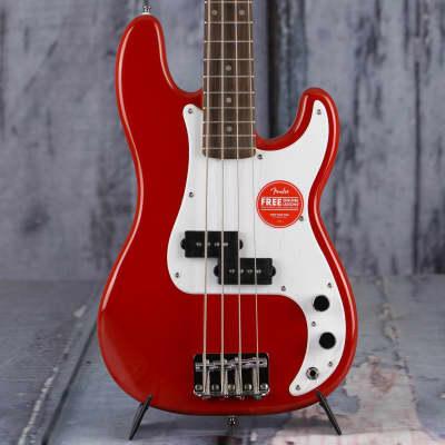 Squier Mini Precision Bass, Dakota Red