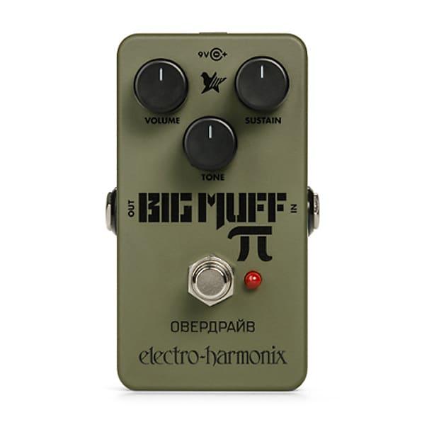 electro harmonix nano russian big muff reverb. Black Bedroom Furniture Sets. Home Design Ideas