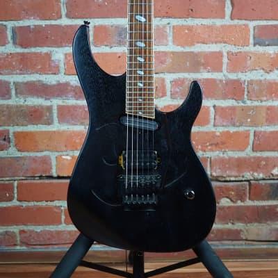 Caparison  Apple Horn HGS Mattias Eklundh Charcoal Black 2006