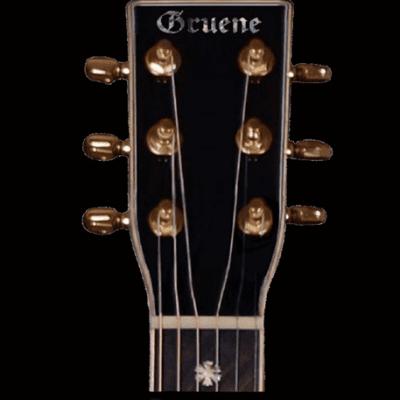 Gruene Guitars WA-40 2021 Solid Walnut/Spruce Top Natural Gloss for sale