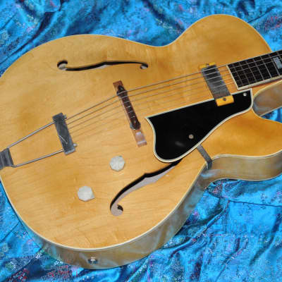 Epiphone Zephyr Regent Electric 1953 Natural for sale