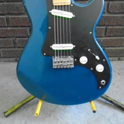 80's MIJ Seiwa guitar with Fralin pickups for sale