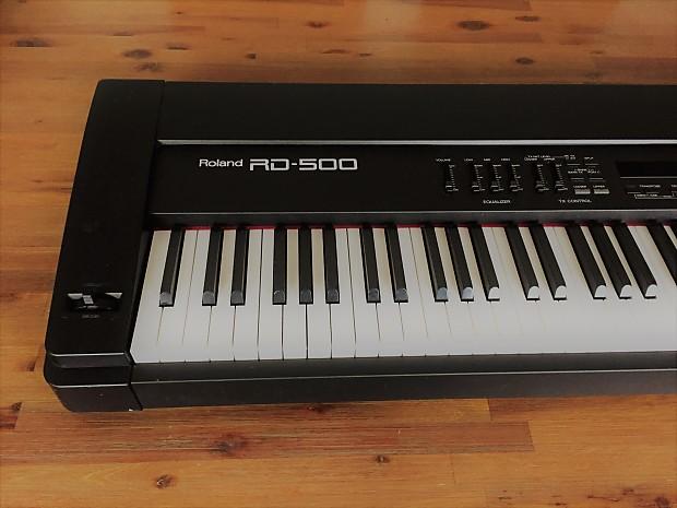 Piano Digital Roland Rd 500 : roland rd 500 88 key digital piano reverb ~ Vivirlamusica.com Haus und Dekorationen