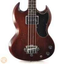 Gibson EB-0 1967 Cherry image