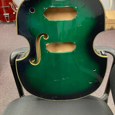 Japan Made 70's Beatle Bass Body for sale