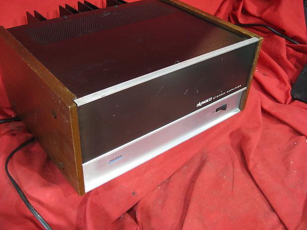 Vintage Dynaco ST-150 Stereo Power Amplifier   jktreasures