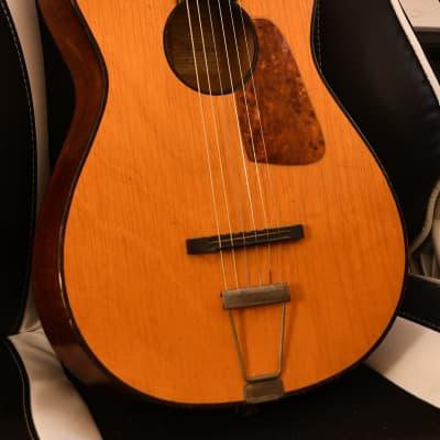 Cremona 533 - vintage parlor guitar, 1975, Czechoslovakia (Luby) for sale