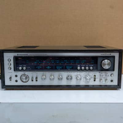 Kenwood Eleven III AM-FM Stereo Receiver