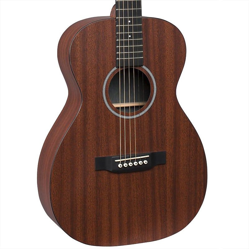 martin x series 0x2mae acoustic guitar natural reverb. Black Bedroom Furniture Sets. Home Design Ideas