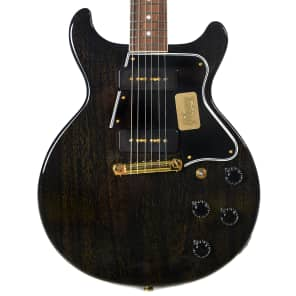 Gibson Custom Shop Les Paul Special Double Cut with Gold Hardware TV Black 2017