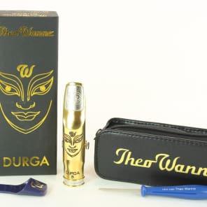 Theo Wanne Durga3 Gold 9 Tenor Saxophone Mouthpiece