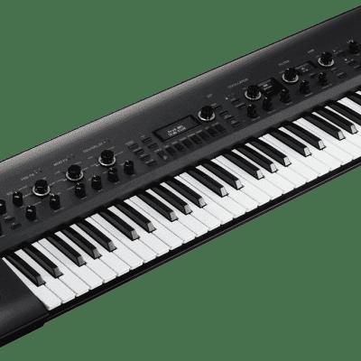 Korg KingKORG 61-Key Analog Modeling Synthesizer 2019 Black