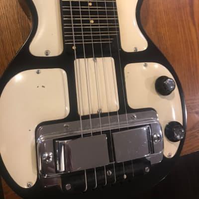 Rickenbacker Electro Model B Six String Lap Steel Bakelite 1940-45? Brown for sale