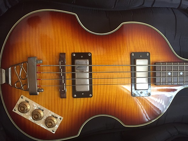 epiphone viola bass 2005 vintage sunburst reverb. Black Bedroom Furniture Sets. Home Design Ideas