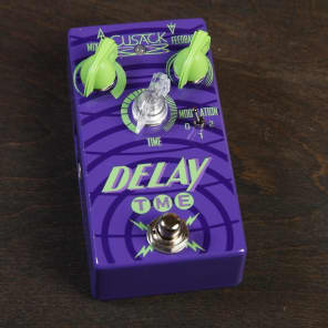 Cusack Music Delay TME (Time Modulation Emulator)