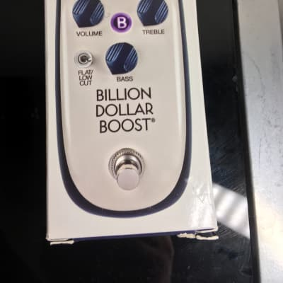 Danelectro Billionaire Billion Dollar Boost