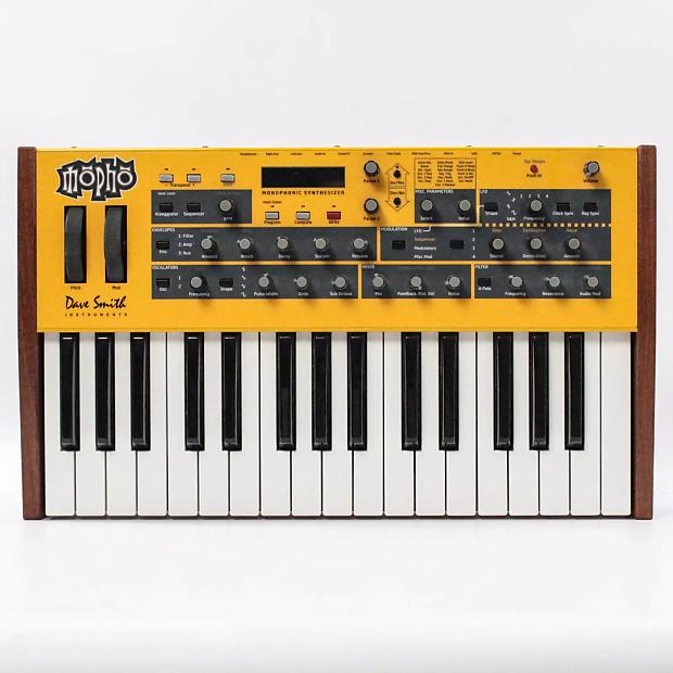 dave smith instruments mopho keyboard reverb. Black Bedroom Furniture Sets. Home Design Ideas