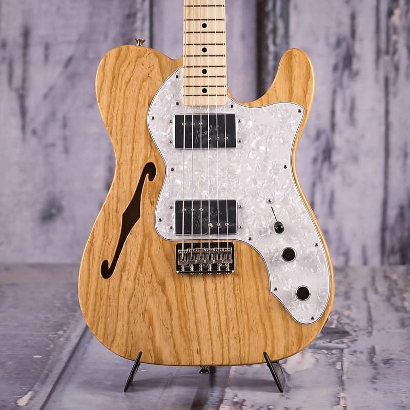 Fender Thinline Telecaster 72 : fender classic series 39 72 tele thinline natural reverb ~ Vivirlamusica.com Haus und Dekorationen