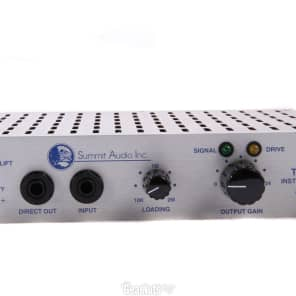 Summit Audio TD-100 Tube Instrument Preamp and Direct Box