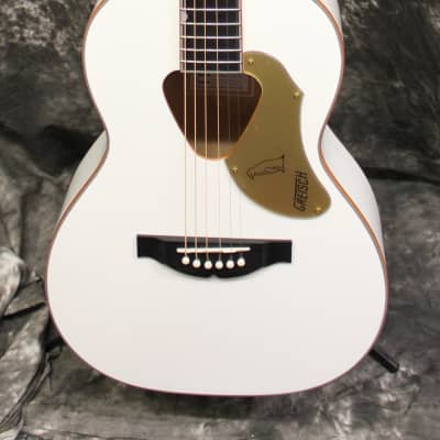 Gretsch G5021WPE White Penguin Acoustic Electric White for sale