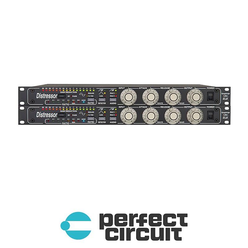 Empirical Labs EL8-S Distressor Stereo Pair | Perfect Circuit