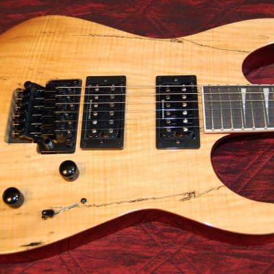 Jackson X Series Soloist SLX Spalted Maple Dark Walnut Fingerboard Natural Authorized Dealer SAVE!