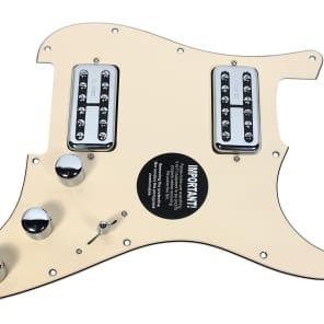920D Custom Shop 293-142-20 TV Jones Classic Filter'Tron Humbucker HH Loaded Strat Pickguard