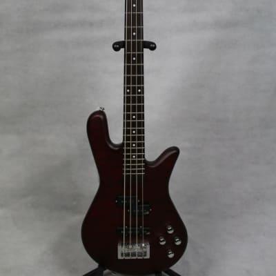 Spector Legend 4 Neck Thru Walnut Matte Electric Bass
