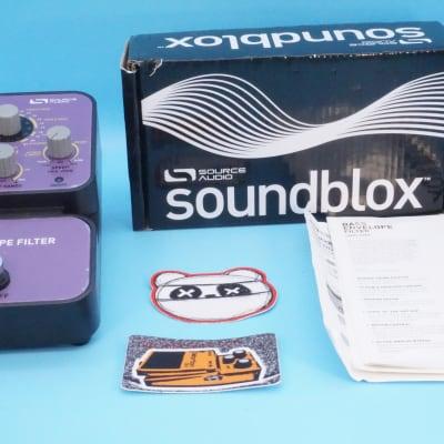 Source Audio Soundblox Bass Envelope Filter w/Original Box   Fast Shipping!