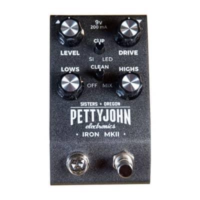 Pettyjohn Electronics Iron MKII Standard Overdrive Pedal