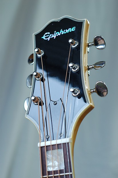 Epiphone ft-570 bl review