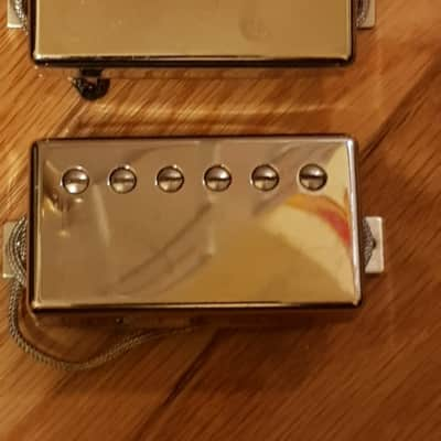 Gibson Busrtbucker Pro Set 2007 Nickel
