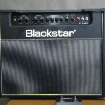 Blackstar HT Club 40 Tube Amplifier - 40 Watt Valve Combo Guitar Amp