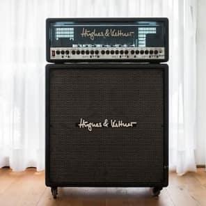 "Hughes & Kettner TriAmp 6-Channel 100-Watt 4x12"" Guitar Amp Half Stack"