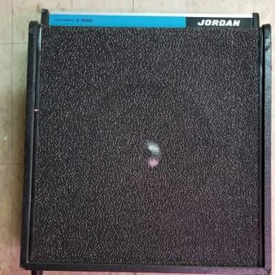 Jordan J100 The Performer 1969 Black for sale