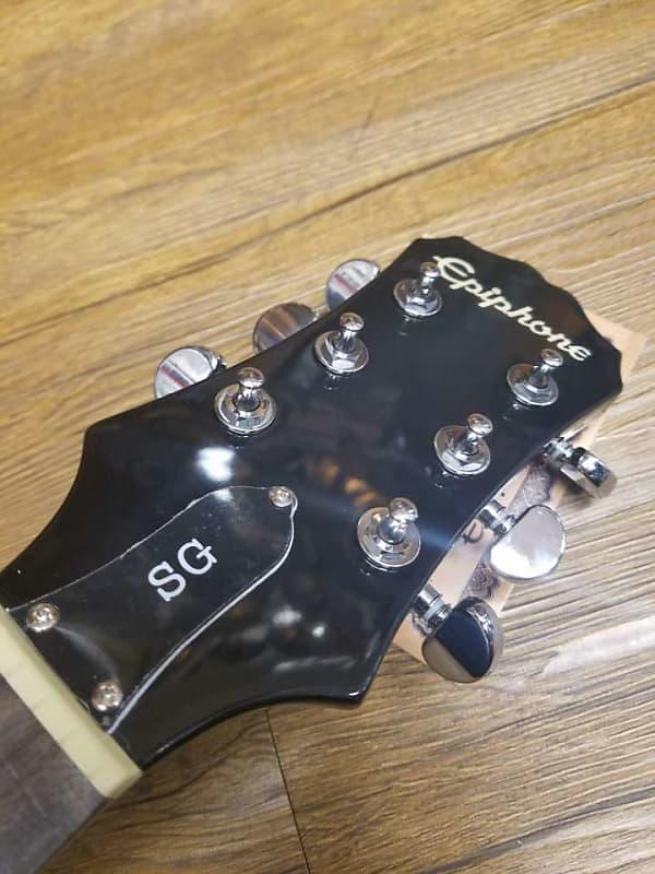 epiphone sg g 310 guitar neck reverb. Black Bedroom Furniture Sets. Home Design Ideas