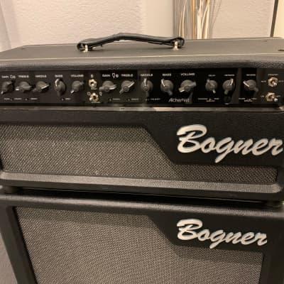 Bogner Alchemist 2-Channel 40-Watt Guitar Amp Head w/ Footswitch, New Tubes, & Tap Tempo Mod! for sale